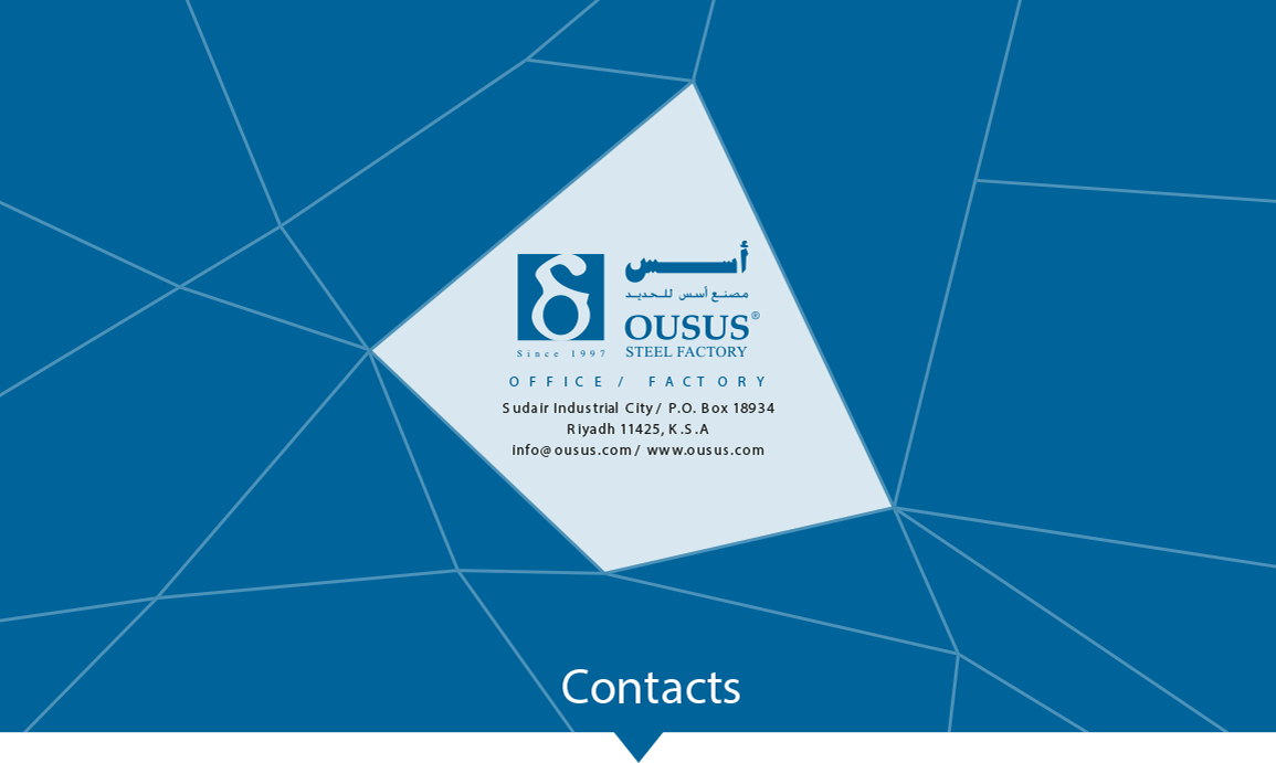 Contacts | Ousus