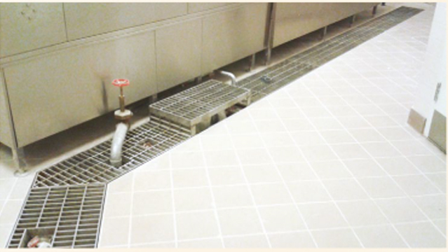 Stainless Steel Products Grantings | Ousus